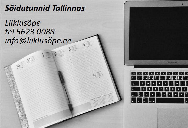 Õppesõit_Sõiduõpetaja_Tallinnas